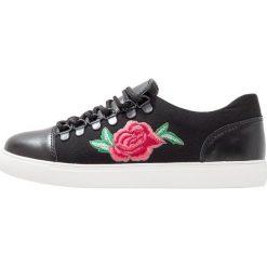 Trampki damskie slip on: Shoe The Bear FAYE Tenisówki i Trampki black