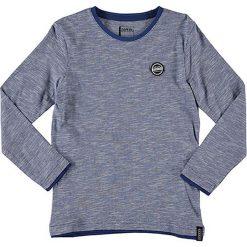 Koszulka w kolorze niebiesko-białym. Białe t-shirty chłopięce z długim rękawem Dare 2b Kids, z bawełny. W wyprzedaży za 27,95 zł.