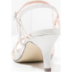Rzymianki damskie: Paradox London Pink HARPER Sandały pale silver