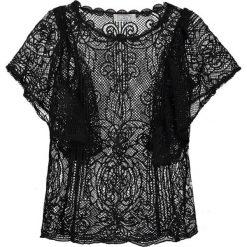 Bluzki asymetryczne: Navy London LUCIE Bluzka black