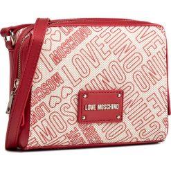 Torebka LOVE MOSCHINO - JC4042PP15LD150A  Naturale/Nappa Ross. Brązowe listonoszki damskie Love Moschino. W wyprzedaży za 479,00 zł.