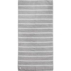 """Kąpielówki męskie: Ręcznik kąpielowy """"Menton"""" w kolorze szarym"""