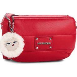 Torebka LOVE MOSCHINO - JC4255PP06KH0500 Rosso. Czerwone listonoszki damskie marki Reserved, duże. Za 719,00 zł.