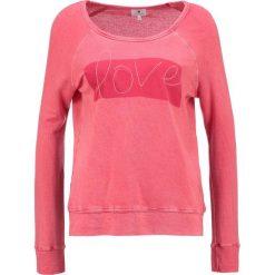 Swetry klasyczne damskie: Sundry CROP LOVE Sweter vintage