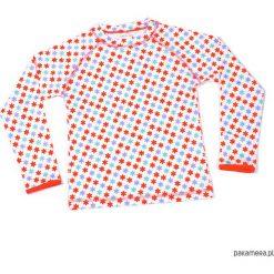 Bluzki dziewczęce z długim rękawem: Koszulka plażowo-kąpielowa dla dziewczynki UV50+