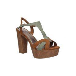 Sandały Marco Tozzi  SANDAŁY  2-28365-36. Brązowe sandały trekkingowe damskie marki Marco Tozzi. Za 129,99 zł.