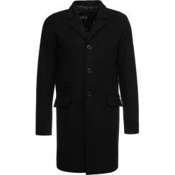 Płaszcze na zamek męskie: INDICODE JEANS MATHIEU SOLID Płaszcz wełniany /Płaszcz klasyczny black