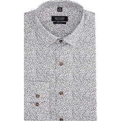 Koszula versone 2824 długi rękaw slim fit brąz. Szare koszule męskie slim Recman, m, z długim rękawem. Za 149,00 zł.