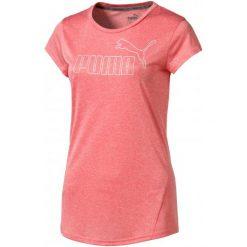 Puma Koszulka Sportowa Active Ess No.1 Tee W Nrgy Peach S. Pomarańczowe bluzki sportowe damskie Puma, m, z materiału. W wyprzedaży za 69,00 zł.