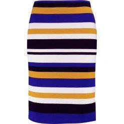 Spódniczki ołówkowe: comma Spódnica ołówkowa  multicoloured
