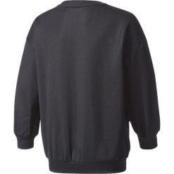 Adidas Originals EQT CREW Bluza black. Czarne bluzy dziewczęce marki adidas Originals, z materiału. W wyprzedaży za 134,25 zł.