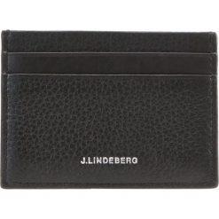 Portfele męskie: J.LINDEBERG Portfel black