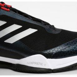 Adidas Performance BARRICADE CLUB Obuwie multicourt black/metallic silver/white. Czarne buty do tenisa męskie adidas Performance, z materiału. Za 379,00 zł.