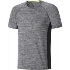 Mizuno Koszulka Do Biegania Alpha Tee/Black Melange M. Czarne koszulki do biegania męskie Mizuno, m. W wyprzedaży za 109,00 zł.