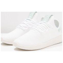 Adidas Originals TENNIS Tenisówki i Trampki footwear white/ash green. Białe tenisówki męskie adidas Originals, z materiału. Za 379,00 zł.