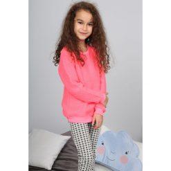 Różowy Sweter Dziecięcy NDZ36122. Białe swetry dziewczęce marki Reserved, l. Za 44,00 zł.