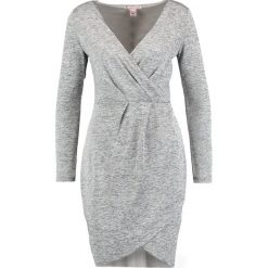 Sukienki: Anna Field Sukienka etui grey/black