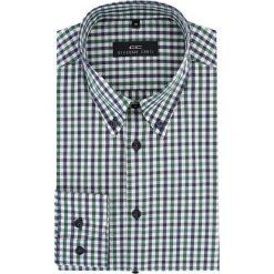 Koszula BIAGIO slim 15-06-24-K. Czarne koszule męskie na spinki marki TOM TAILOR DENIM, l, z bawełny, button down, z długim rękawem. Za 149,00 zł.