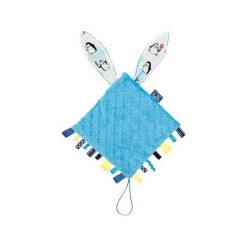 Przytulanki i maskotki: Cuddlyzoo Sensoryczna Przytulanka Z Uszkami Króliczka, Dla Chłopca