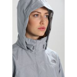 The North Face SANGRO JACKET Kurtka hardshell mottled grey. Szare kurtki sportowe damskie marki The North Face, xs, z hardshellu, outdoorowe. W wyprzedaży za 419,30 zł.