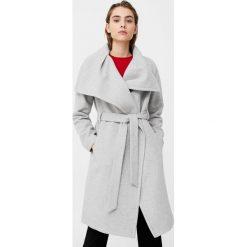 Płaszcze damskie: Mango – Płaszcz