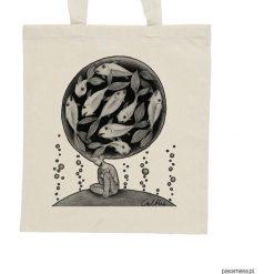 Shopper bag damskie: Ryby – torba – 2 kolory