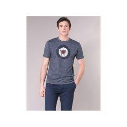 T-shirty męskie: T-shirty z krótkim rękawem Ben Sherman  EXPERIENCE ROUND T-SHIRT