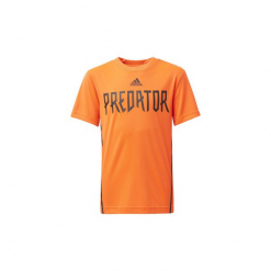 T-shirty z krótkim rękawem Dziecko  adidas  Koszulka Predator. Niebieskie t-shirty chłopięce z krótkim rękawem marki S.Oliver, z nadrukiem, z bawełny. Za 119,00 zł.