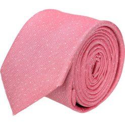 Krawat platinum róż classic 207. Różowe krawaty męskie marki Reserved. Za 49,00 zł.
