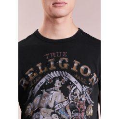 True Religion PIN UP  Tshirt z nadrukiem black. Szare koszulki polo True Religion, m, z nadrukiem, z bawełny. Za 339,00 zł.