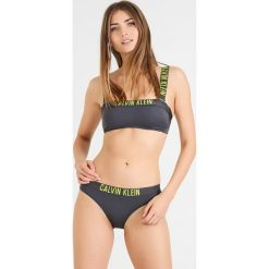 Stroje dwuczęściowe damskie: Calvin Klein Swimwear CLASSIC Dół od bikini forged iron