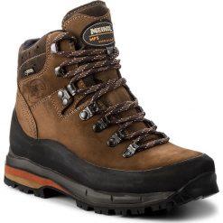 Trekkingi MEINDL - Vakuum Lady Gtx GORE-TEX 2843 Braun 10. Brązowe buty trekkingowe damskie MEINDL. W wyprzedaży za 1079,00 zł.