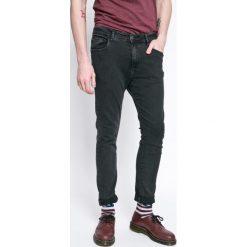 Review - Jeansy. Czarne jeansy męskie Review, z jeansu. W wyprzedaży za 119,90 zł.