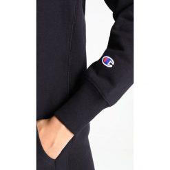Bluzy rozpinane damskie: Champion Reverse Weave OVERSIZE  Bluza rozpinana black