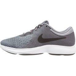 Nike Performance REVOLUTION 4 Obuwie do biegania treningowe dark grey/black/cool grey/white. Szare buty do biegania damskie marki Nike Performance, z materiału. Za 189,00 zł.