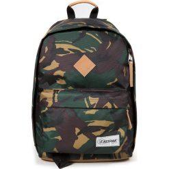 """Plecaki męskie: Plecak """"Out of Office"""" w kolorze zielonym ze wzorem - 29,5 x 44 x 22 cm"""