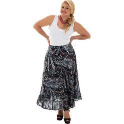 Spódnice wieczorowe: Spódnica w kolorze czarno-białym