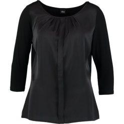 Bluzki oversize: s.Oliver BLACK LABEL 3/4 ARM Bluzka glamour black