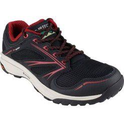 Buty trekkingowe męskie: Hi-tec Buty męskie Speed-Life Breathe Ultra Black/Core Red/Warm Grey r. 43