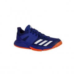 BUTY do piłki ręcznej ESSENCE. Niebieskie buty do koszykówki męskie marki Adidas, z kauczuku. Za 189,99 zł.