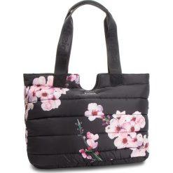 Torebka DESIGUAL - 18WAXF06 2000. Czarne torebki klasyczne damskie Desigual, z materiału, duże. Za 299,90 zł.
