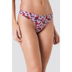 J&K Swim X NA-KD Gładki dół bikini - Pink. Zielone bikini marki J&K Swim x NA-KD. W wyprzedaży za 20,48 zł.