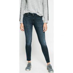 Lee - Jeansy. Niebieskie jeansy damskie Lee. W wyprzedaży za 269,90 zł.