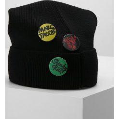 Marc Jacobs Czapka black. Czarne czapki zimowe męskie Marc Jacobs, z materiału. W wyprzedaży za 521,95 zł.