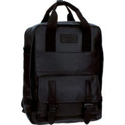 Plecak w kolorze czarnym na laptopa - (S)28 x (W)37 x (G)13 cm. Czarne plecaki męskie marki Pepe Jeans, z materiału. W wyprzedaży za 129,95 zł.