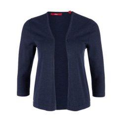 Swetry klasyczne damskie: S.Oliver Sweter Damski 34 Ciemnoniebieski