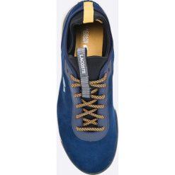Lacoste - Buty. Szare buty skate męskie Lacoste, z materiału. W wyprzedaży za 269,90 zł.