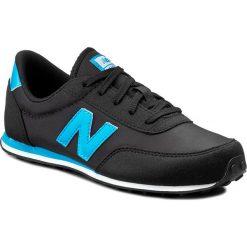 Trampki chłopięce: Sneakersy NEW BALANCE – KL410BTY Czarny