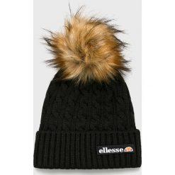 Ellesse - Czapka. Szare czapki zimowe damskie Ellesse, na zimę. W wyprzedaży za 99,90 zł.