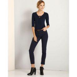 Spodnie damskie: SPODNIE DŁUGIE DAMSKIE